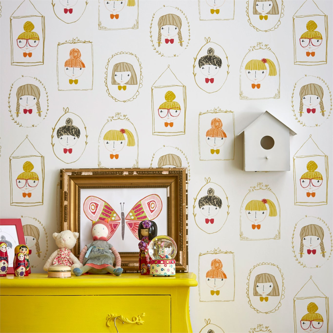Scion Guess Who Hello Dolly Wallpaper